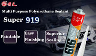 One Component Polyurethane Adhesive Glue White Color For Construction